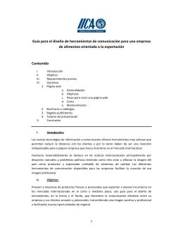 Guia de Material Promocional Para Empresas Agroexportadoras