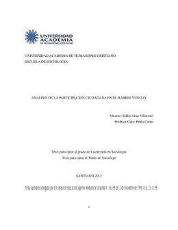 tsoc161. - Biblioteca Digital UAHC