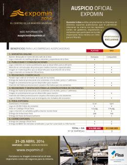 Expomin2014_AUSPICIO OFICIAL