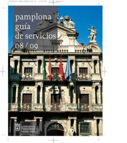 Guía completa  - Ayuntamiento de Pamplona