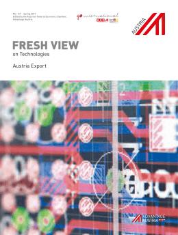 FRESH VIEW sobre Tecnologia (1), N° 147/2011