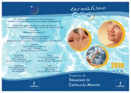 termalismo - Gobierno de Castilla