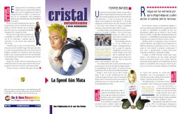 Cryital Methanfetamina y Otros Estimulantes: La Speed Aun Mata