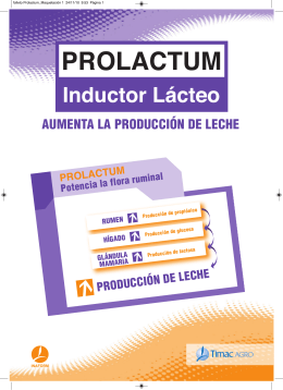 folleto prolactum