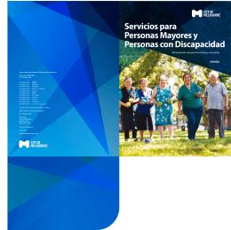 Servicios para Personas Mayores y Personas con Discapacidad