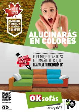 ALUCINARÁS EN COLORES
