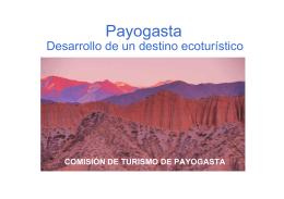 Destino Payogasta