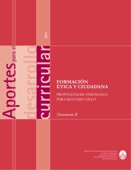 Documento - Ciudad Autónoma de Buenos Aires