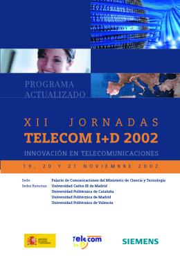 TELECOM I+D 2002