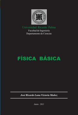 FISICA BASICA