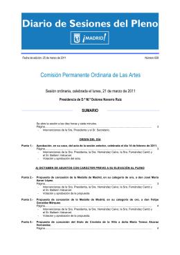 Diario de Sesiones 21/03/2011 (153 Kbytes pdf)