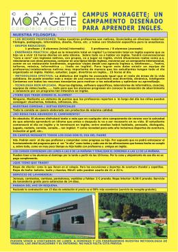 folleto r campamento-2013