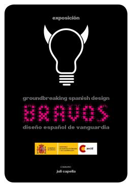 diseño español de vanguardia groundbreaking
