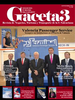 Valencia Passenger Service