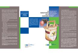 CSN CUADRIPTICO CHATARRA - Ministerio de Industria, Energía y