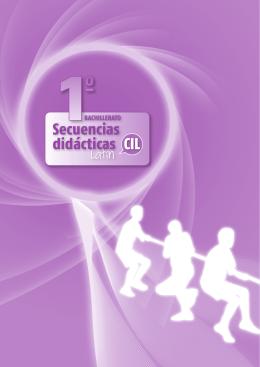 Secuencias didácticas CIL Latín 1º Bto.