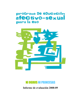 NI OGROSNI PRINCESAS - Gobierno del principado de Asturias