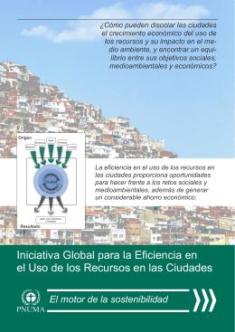 20130221 FOLLETO EFICIENCIA USO RECURSOS CIUDADES