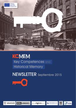 Newsletter KCMEM