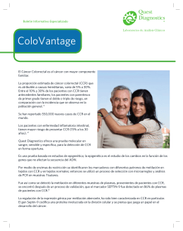 ColoVantage - Quest Diagnostics