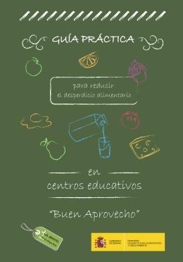 """centros educativos en """"Buen Aprovecho"""""""