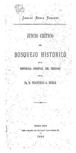 Pags. 1 a 105 - La Biblioteca Artiguista