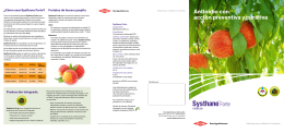Systhane Forte - Dow AgroSciences