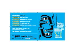 2010 - El Cine, el Mundo y los Derechos Humanos
