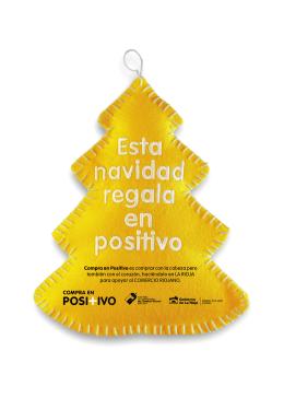 Esta Navidad regala en positivo