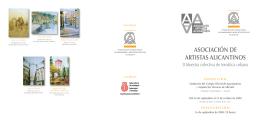 información - Colegio Oficial de Aparejadores y Arquitectos