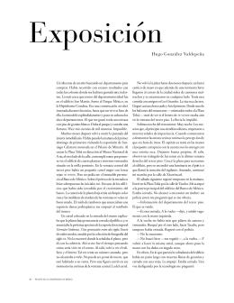 Pags 75 a 90 - Revista de la Universidad de México