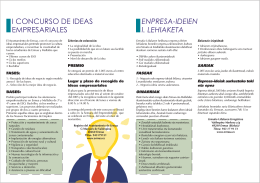 folleto ideas - Ayuntamiento de Ermua