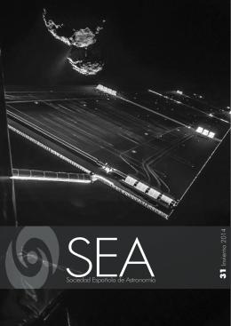 Invierno 2014-2015 - Sociedad Española de Astronomía