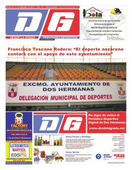 Deportes - Desde la grada, Prensa Deportiva, Dos hermanas