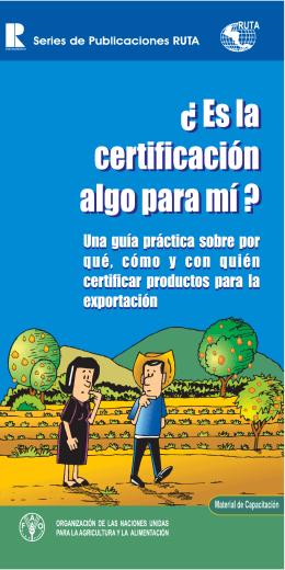 ¿Es la certificación algo para mí? - Una guía práctica sobre por qué