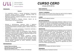CURSO CERO