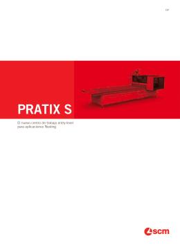 PRATIX S - Catavorello