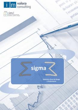 Sigma - Intermoney Valora Consulting