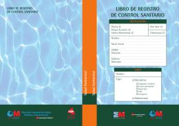 portada folleto piscinas