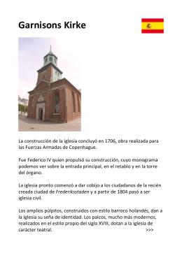 her er teksten til Garnisons kirke