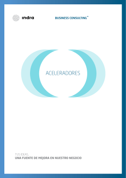 ACELERADORES - Indra Business Consulting