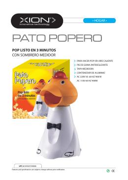 PATO POPERO - sitioftp.com