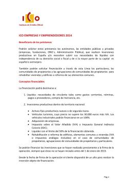 INDICADOR DE CONFIANZA DEL CONSUMIDOR ESPAÑOL