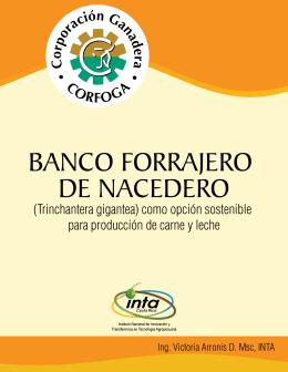 BANCO FORRAJERO DE NACEDERO