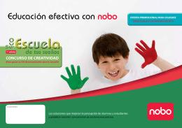 Folleto Ecoescuela