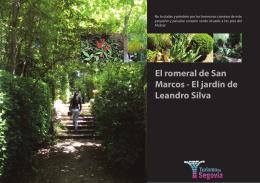 Romeral de San Marcos - Jardín de Leandro Silva