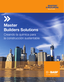 Master Builders Solutions - Asset