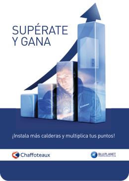 SUPÉRATE Y GANA