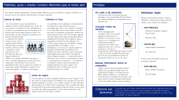 pyramid brochure SPANISH.p65 - Direct Selling Education Foundation