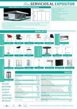 Catálogo mobiliario
